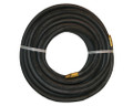 "Air Hoses Goodyear Rubber BLACK 250# 3/8"" x 25' - USA"