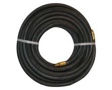 """Air Hoses Goodyear Rubber BLACK 250# 3/8"""" x 100' - USA"""
