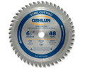 "Metal Cutting Saw Blades 6-1/2"" x 5/8"" x 48T"