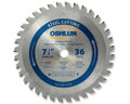"Metal Cutting Saw Blades 7-1/4"" x 5/8"" x 36T"