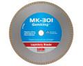 "MK-301 MK Diamond Saw Blades 6"" x .025 x 5/8"" Lapidary"