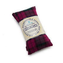 Intelex Plumwatch Tartan Hot Pak Lavender Wheat Bag