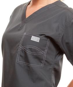 women's greys scrubs