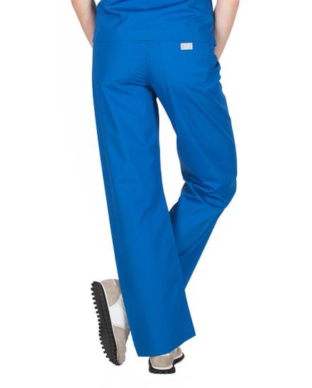 Galaxy Blue Scrub Pant