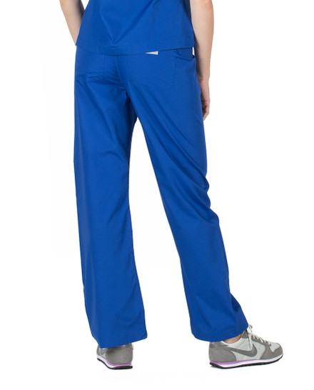 Royal Scrub Pant