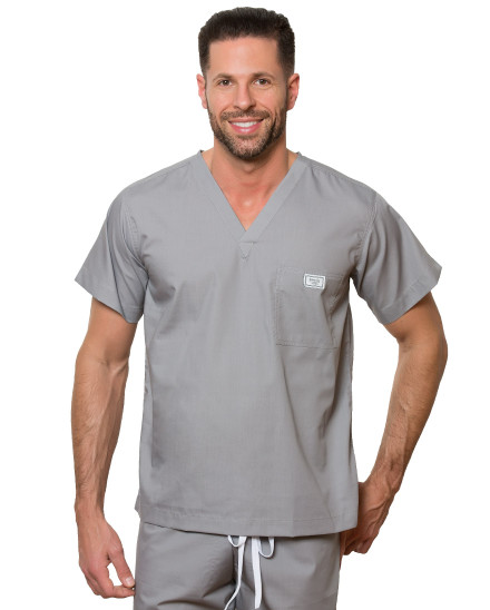Slate Grey Scrub Tops
