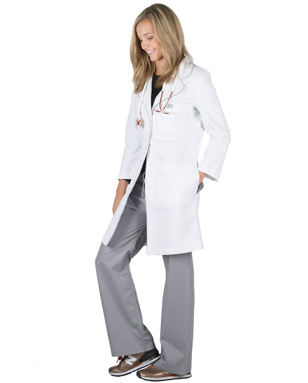 Preston Twill Lab Coat
