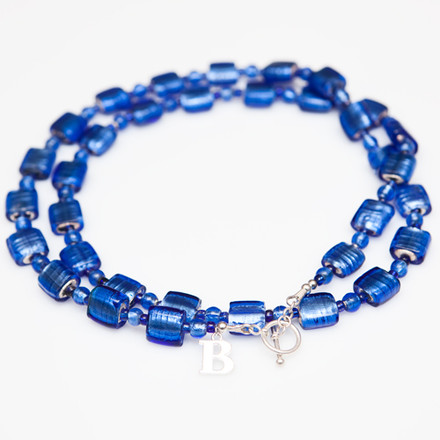The Royals blue sky Luxe Lanyards