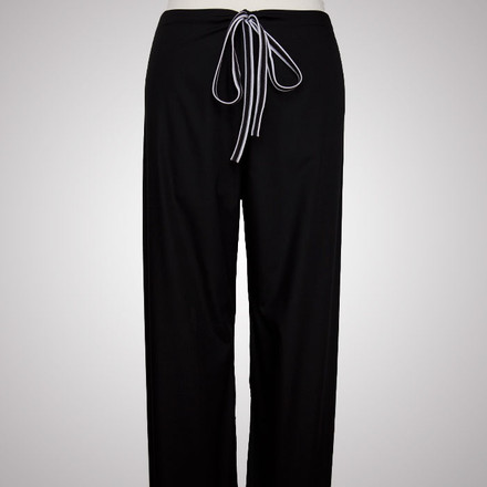 Jet Black Original Scrub Bottoms