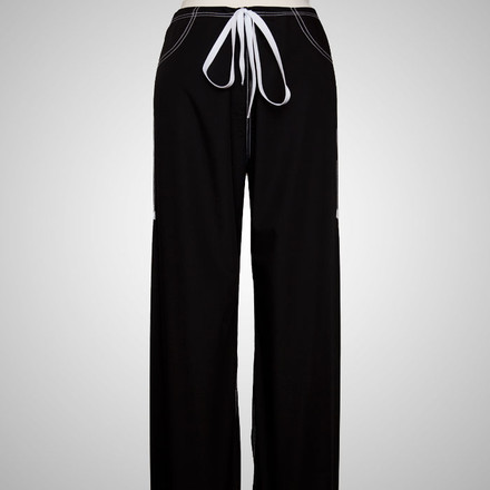 Urban Scrubs Black Pants