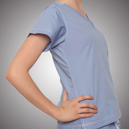 Urban Scrubs Ceil Top