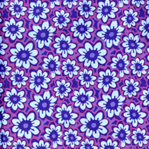 Lovely Lilac blue sky scrubs Poppy Scrub Cap