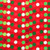Holly Dot Poppy Scrub Hat Image 1