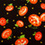 Great Pumpkin Poppy Scrub Hat blue sky scrubs Image 1