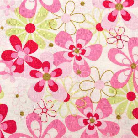 Morrison Floral Poppy Surgical blueskyscrubs.com Hat
