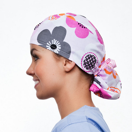 Park Lane Pony Scrub Hat