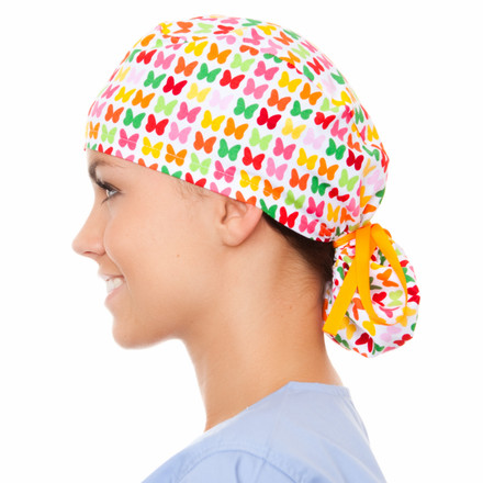 Arrabelle Pony Scrub Hat