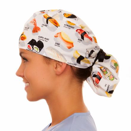 Nigiri Pony Scrub Hat