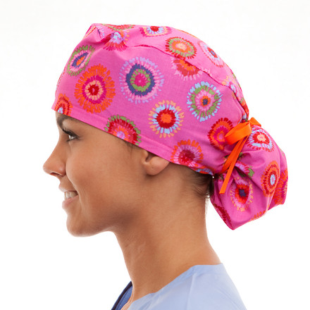 Palm Island Pony Scrub Hat