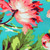 Coral Gables Pony Scrub Hat blue sky scrubs Image 1