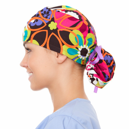 Avery Island Pony Scrub Hat
