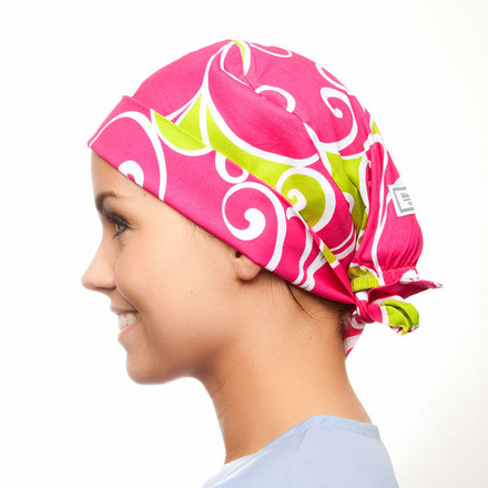 Love Lodge Pixie Scrub Hat