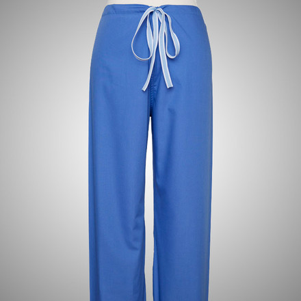 Calypso Blue Original Scrub Bottoms
