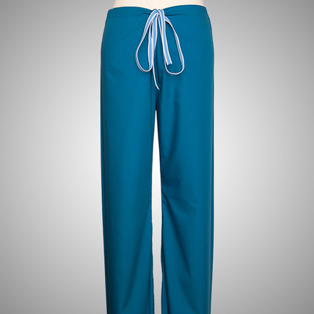 Caribbean Blue Original Scrub Bottoms