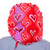 Fall in Love Poppy Scrub Hat Image 8