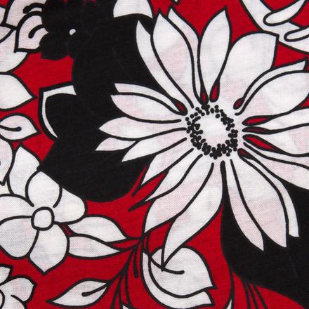 Cheshire Floral Poppy Scrub Hat