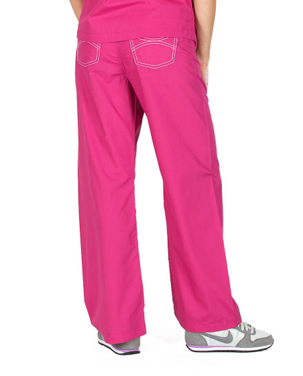 Seraphina Strawberry Scrub Bottoms