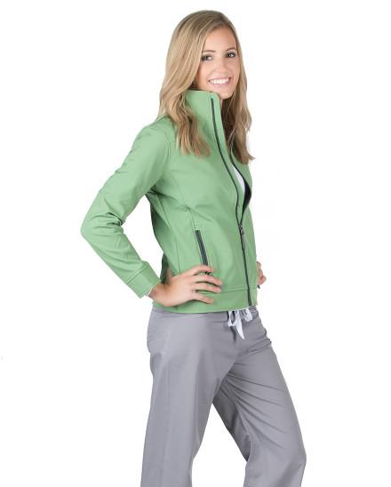 Green Tea Haddington Soft Shell Jacket