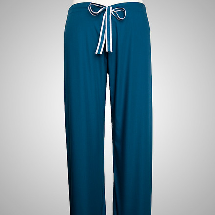 Teal Scrubs Pant - XL