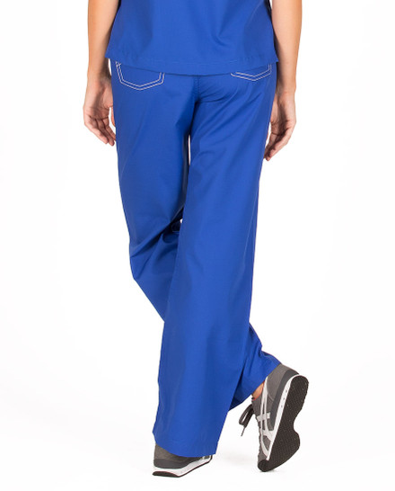Royal Blue Shelby Scrub Bottoms