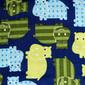 Happy Hippos Pixie Scrub Hat by blueskyscrubs.com