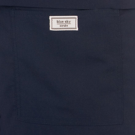 Large Mens Simple Scrub Pants