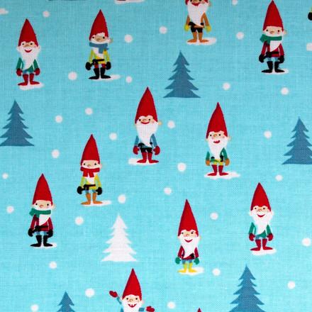 Santa's Helpers Poppy Scrub Hat