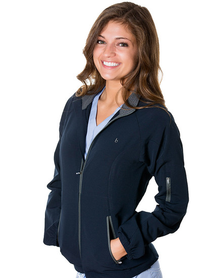 Navy Chessington Jacket