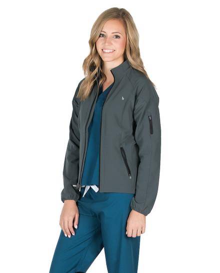 Charcoal Chessington Jacket