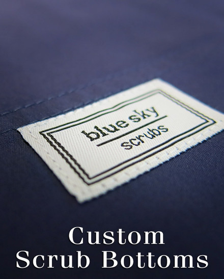 Radiology Partners Custom Scrub Pants
