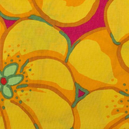 Scrubs Caps Sunny Efflorescence Poppy