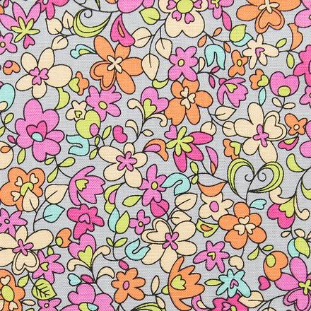 Scrubs Hat Spring Celebration Poppy
