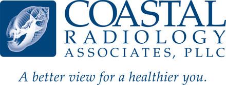 Coastal Radiology Associates Logo Embroidery and Name Monogramming