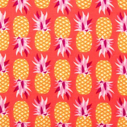 Scrubs Hat for Women Pineapple Bliss Poppy