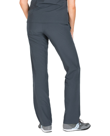 Pewter Riley Technical Scrub Pant