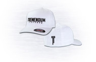 Tremendum Pictures Hat - White