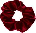 Love Thy HnS - Satin Curl Scrunchie (Rouge Éclat)