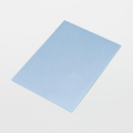 "TX5812 TexWrite Medium-Weight 8.5"" x 11"" Blue Cleanroom Paper"