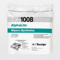 "TX1008 AlphaLite 9"" X 9"" Polyester Cleanroom Wiper"