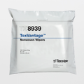 "TX8939 TexVantage 9"" x 9"" Cellulose and Polyester Cleanroom Wiper"